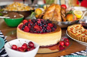 Neste natal, desfrute do prazer de comer e faça isso de forma autêntica